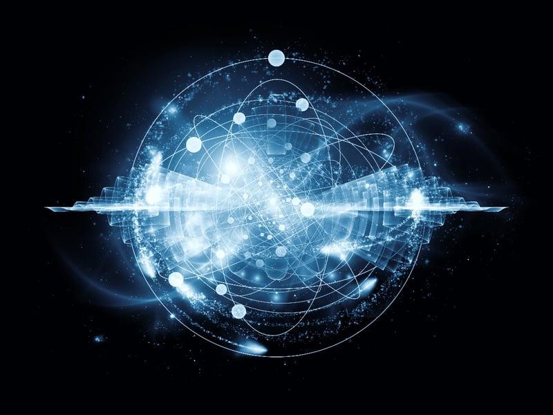 Quantum computing electrons
