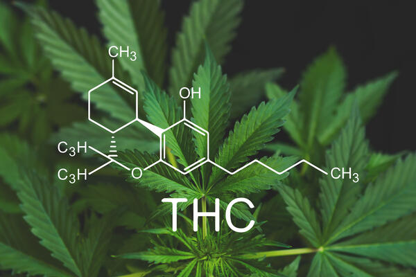 THC chemical makeup