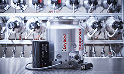 Turbomolecular vacuum pumps